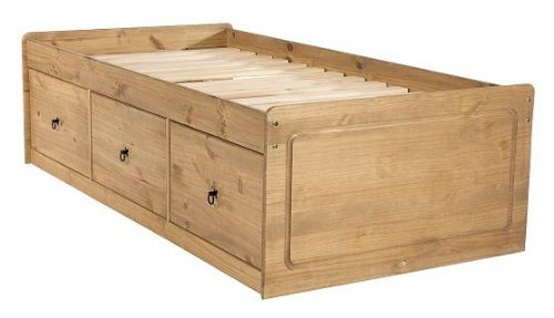 New Mexican Cabin Bed